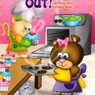 Girls Day Out! Coloring & Activity Book