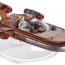 Hot Wheels Star Wars Luke Skywalker Landspeeder Die-Cast Vehicle