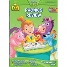 Phonics Review (Phonics Deluxe) by School Zone