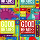 Good Grades Kindergarten Educational Workbooks - Set of 4 Books - v3