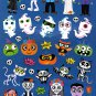 Creatology Everything Frightful - Stickers Book - 266 Stickers - Halloween Themed