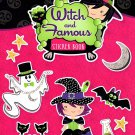 Creatology Witch Famous - Stickers Book - 280 Stickers - Halloween Themed