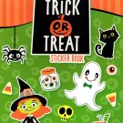 Trick Treat - Stickers Book - 266 Stickers - Halloween Themed