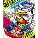 Crayola Art with Edge, Ridiculousness Coloring Book