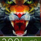 Cardinal Industries Polygonal Tiger - 300 Piece Jigsaw Puzzle - p007