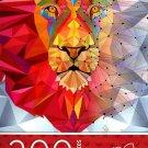 Cardinal Industries Lion Head - 300 Piece Jigsaw Puzzle - p007