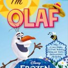Disney Frozen I'm Olaf Jumbo Deck of Custom Playing Cards