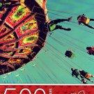 Cardinal Industries Retro Fair Ride - 500 Piece Jigsaw Puzzle - p007