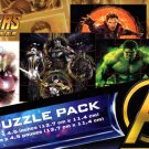 Marvel Infinity War Avengers - 12 Piece Jigsaw Puzzle (Set of 4 Different Puzzles) - v2