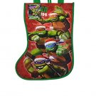 Christmas Stocking Shaped Reusable Tote Gift Bag (Teenage Mutant Ninja Turtles)