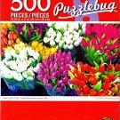 Cra-Z-Art Fresh Colorful Tulips - 500 Piece Jigsaw Puzzle