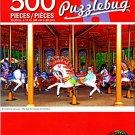Cra-Z-Art Enchanting Carousel - 500 Piece Jigsaw Puzzle