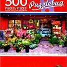 Cra-Z-Art Fresh Flowers Outside Florist Shop - 500 Piece Jigsaw Puzzle