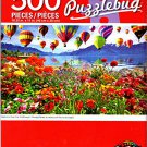 Cra-Z-Art Balloons Over The Wildflovers - 500 Piece Jigsaw Puzzle