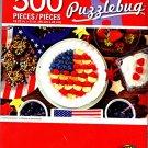 Cra-Z-Art Yummy America - 500 Piece Jigsaw Puzzle