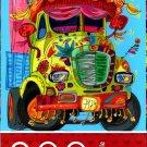 Cardinal Industries Fancy Truck - 300 Piece Jigsaw Puzzle - p009