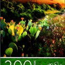 Cardinal Industries Sunset in Texas - 300 Piece Jigsaw Puzzle - p009