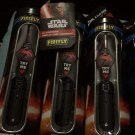 STAR WARS Kylo Ren with Light Saber Light Up Timer Soft Toothbrush Tin Gift Set