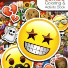 LPF Emoji - The Iconic Brand - Jumbo Coloring & Activity Book - v2