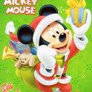 Disney Mickey Mouse - Holiday Christmas Big Fun Coloring & Activity Book