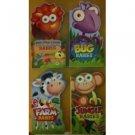 Bug, Dinosaur, Farm, & Jungle Babies (Baby Animals)