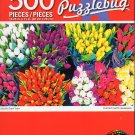 Cra-Z-Art Beautiful Dutch Tulips - 500 Piece Jigsaw Puzzle