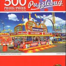 Cra-Z-Art Florida State Fair Tampa Florida Food Concession - 500 Piece Jigsaw Puzzle