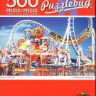 Cra-Z-Art Amusement Park Rides - 500 Piece Jigsaw Puzzle