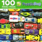Toy Car Collection - PuzzleBug - 100 Piece Jigsaw Puzzle
