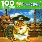Ahoy Chippy! - PuzzleBug - 100 Piece Jigsaw Puzzle