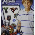 Marvel Avengers Assemble Temporary Tattoos - 75 Ct.