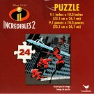 Disney Pixar Incredibles 2-24 Pieces Jigsaw Puzzle - v8