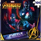 Marvel Avengers Infiniti War - 100 Piece Jigsaw Puzzle (Set of 3)