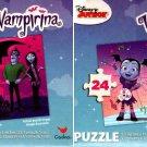 Disney Junior Vampirina - 24 Pieces Jigsaw Puzzle (Set of 2)