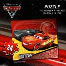 Disney Pixar Cars - Race Ready - 24 Pieces Jigsaw Puzzle - v1