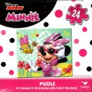 Disney Junior Minnie - 24 Pieces Jigsaw Puzzle - v2