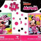 Disney Junior Minnie - 24 Pieces Jigsaw Puzzle (Set of 2) - v2