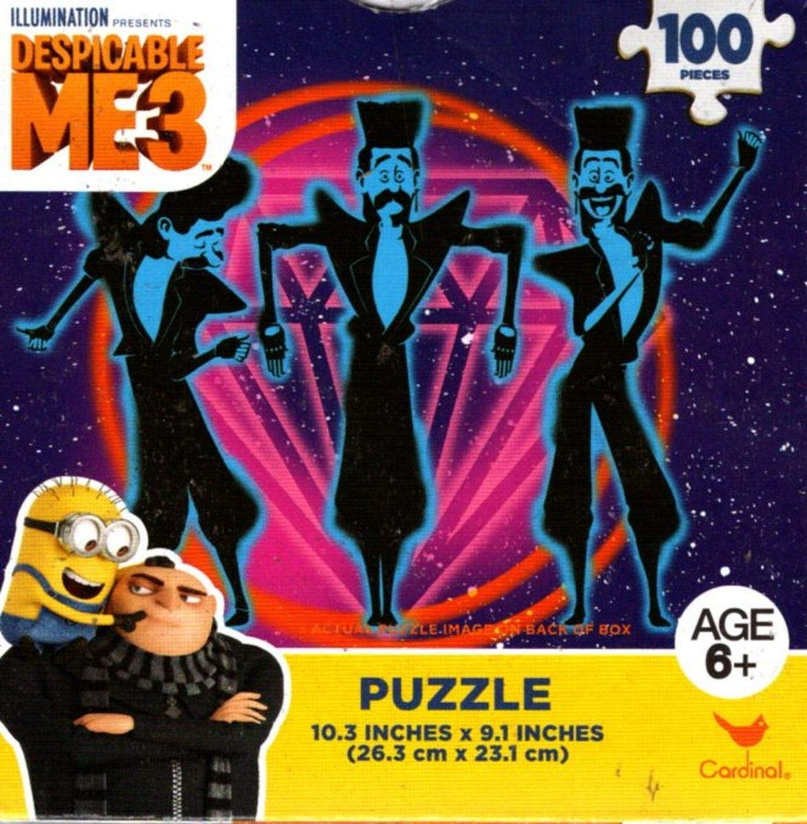 Despicable Me 3 - 100 Piece Jigsaw Puzzle - v4