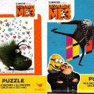 Despicable Me 3 - 100 Piece Jigsaw Puzzle (Set of 2) - v2
