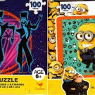 Despicable Me 3 - 100 Piece Jigsaw Puzzle (Set of 2) - v3