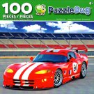 Puzzlebug Red Race Car 100 Piece Jigsaw Puzzle