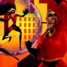 Disney Pixar Incredibles 2-48 Pieces Jigsaw Puzzle - v4