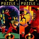 Disney Pixar Incredibles 2-48 Pieces Jigsaw Puzzle (Set of 2) - v3