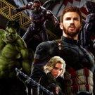 Marvel Avengers Infiniti War - 100 Piece Jigsaw Puzzle - v2