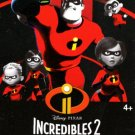 Disney Pixar - Incredibles 2 - Jumbo Playing Cards Grandes Cartes a Jouer