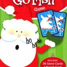 Holiday Fun - Go Fish Game - Christmas Playing Cards Game