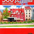 Cra-Z-Art Pretty Cafe, Riga, Latvia - 500 Piece Jigsaw Puzzle