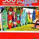 Cra-Z-Art Colorful Hawaii Surtboards - 500 Piece Jigsaw Puzzle