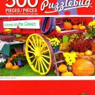 Cra-Z-Art Autumn Harvest, Vermont - 500 Piece Jigsaw Puzzle