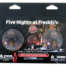 Five Nights At Freddy's Trading Card Set